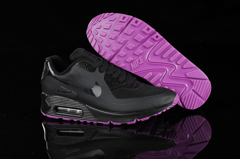 uk availability 35f4d c43fe air-max-90-noir-destockage-chaussure-nike-femme
